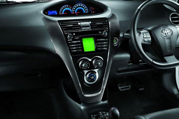 Genuine Accessories for Toyota VIOS - Kevlar Panel Set