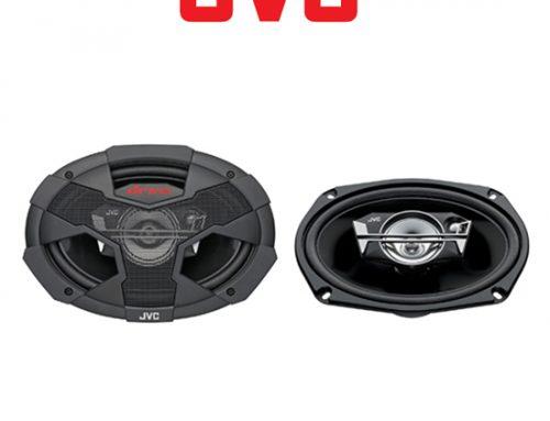 JVC CS-V6937 – 6″x9″ 3-way Speakers