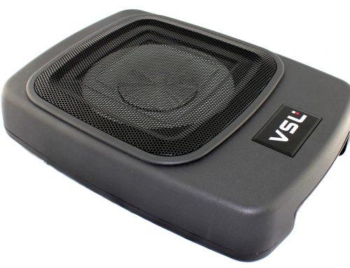VSL AL-10AS 10″ Active Under Seat Sub-Woofer