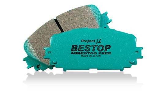 Project Mu Bestop Brake Pads