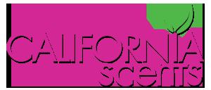 California Scents Logo - Car Air Freshener at fasmoto.com