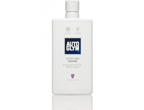 Autoglym UDS500 Ultra Deep Shine for smear free, deep gloss on all paint types
