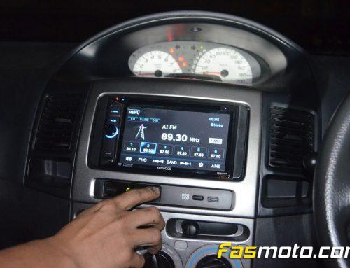 Toyota Vios 1st Gen. Kenwood DDX1035 Car Stereo Installation