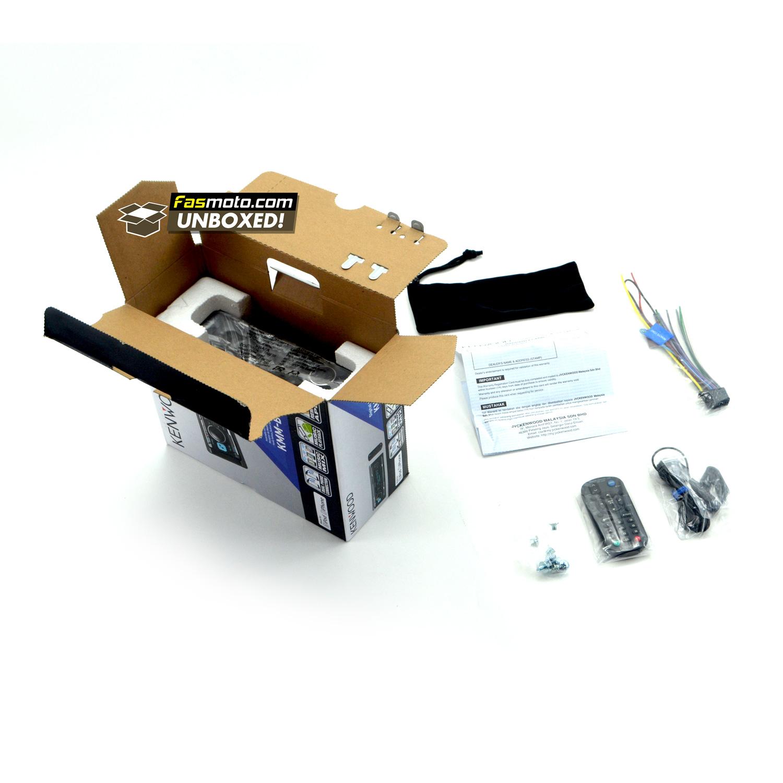 Fasmoto.com Unboxed - Kenwood KMM-BT303