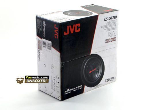 UNBOXED! JVC CS-G1210 12″ Subwoofer 1200W Peak, 250W RMS