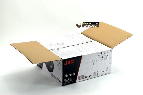"JVC CS-G1210 12"" Subwoofer"