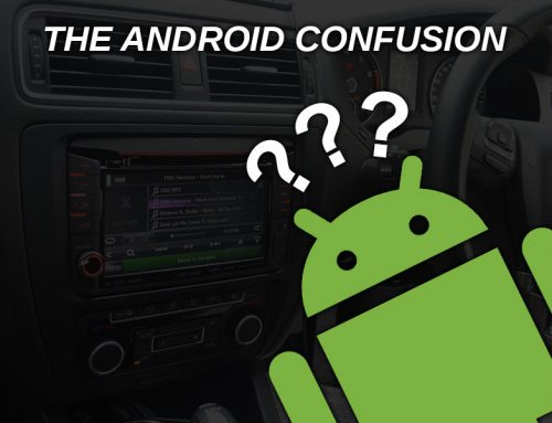 Car Audio – The Android Confusion