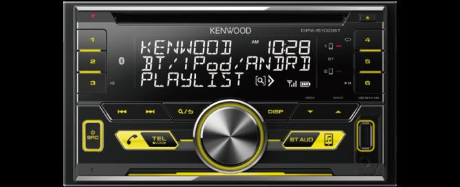 Kenwood Malaysia DPX-5100BT