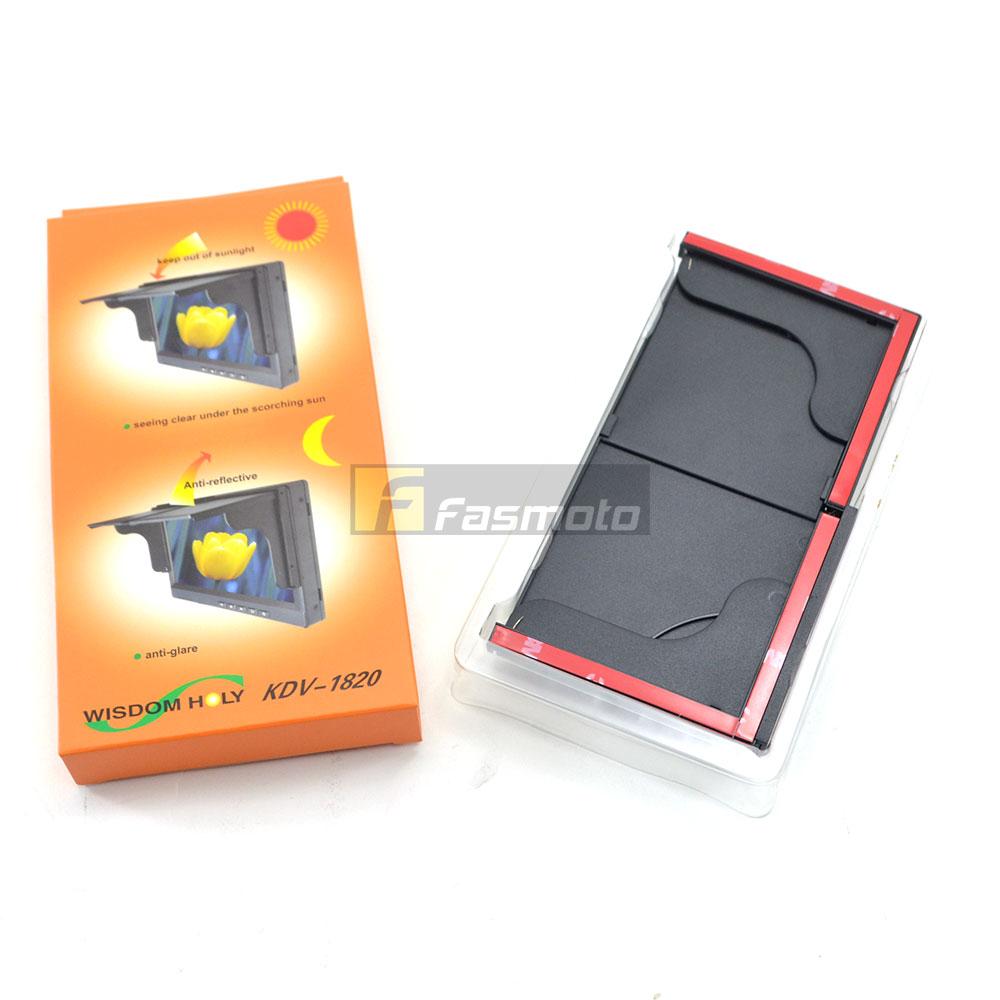 KDV-1820 Monitor Visor Shade with box 2