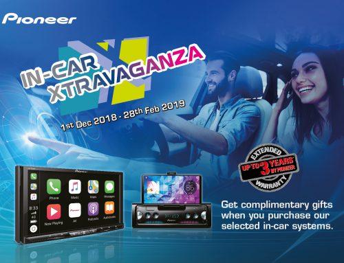Pioneer In-Car Xtravaganza 2018 at Fasmoto.com