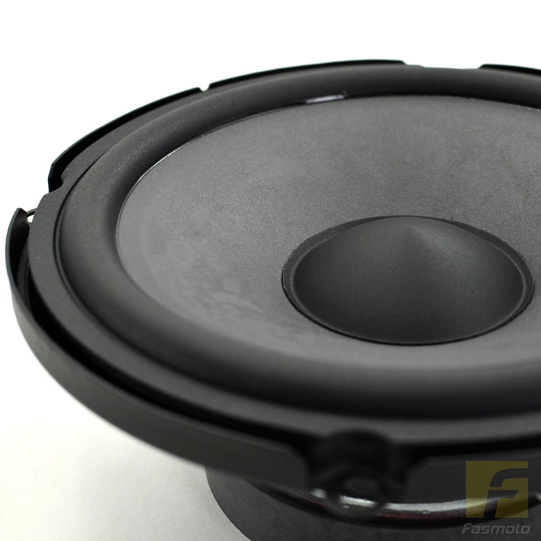 "Kenwood KFC-PS170C 6.5"" 80W/400W Swivel Tweeter Component Speaker"