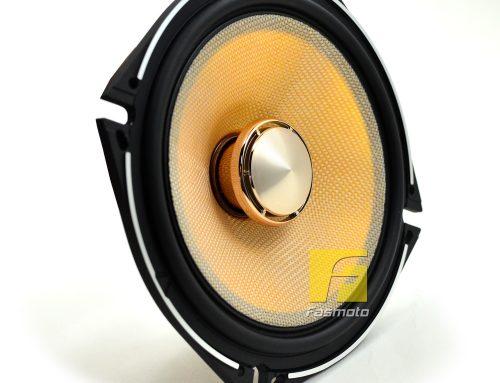 Kenwood KFC-XS1703 Hi-Resolution Audio Certified 17cm Component Car Speakers