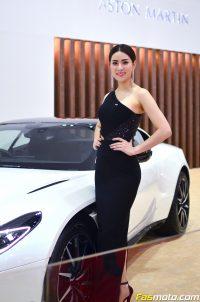 The Bangkok Motor Show 2019 - Show Girls - Aston Martin