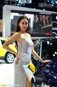 The Bangkok Motor Show 2019 - Show Girls - Audi