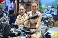 The Bangkok Motor Show 2019 - Show Girls - BMW Motorrad