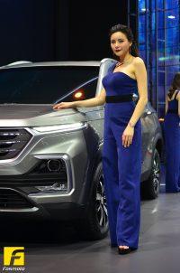 The Bangkok Motor Show 2019 - Show Girls - Chevrolet