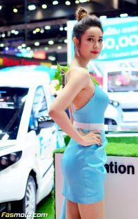 The Bangkok Motor Show 2019 - Show Girls - Mine