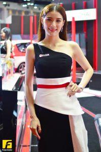 The Bangkok Motor Show 2019 - Show Girls - Idemitsu
