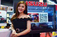 The Bangkok Motor Show 2019 - Show Girls - Isuzu