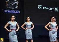 The Bangkok Motor Show 2019 - Show Girls - Mazda