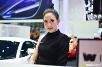 The Bangkok Motor Show 2019 - Show Girls - Mc Laren