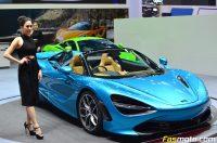 The Bangkok Motor Show 2019 - Show Girls - McLaren