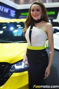 The Bangkok Motor Show 2019 - Show Girls