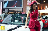 The Bangkok Motor Show 2019 - Show Girls - Mini