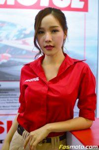 The Bangkok Motor Show 2019 - Show Girls - Motul