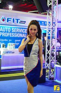 The Bangkok Motor Show 2019 - Show Girls - PTT