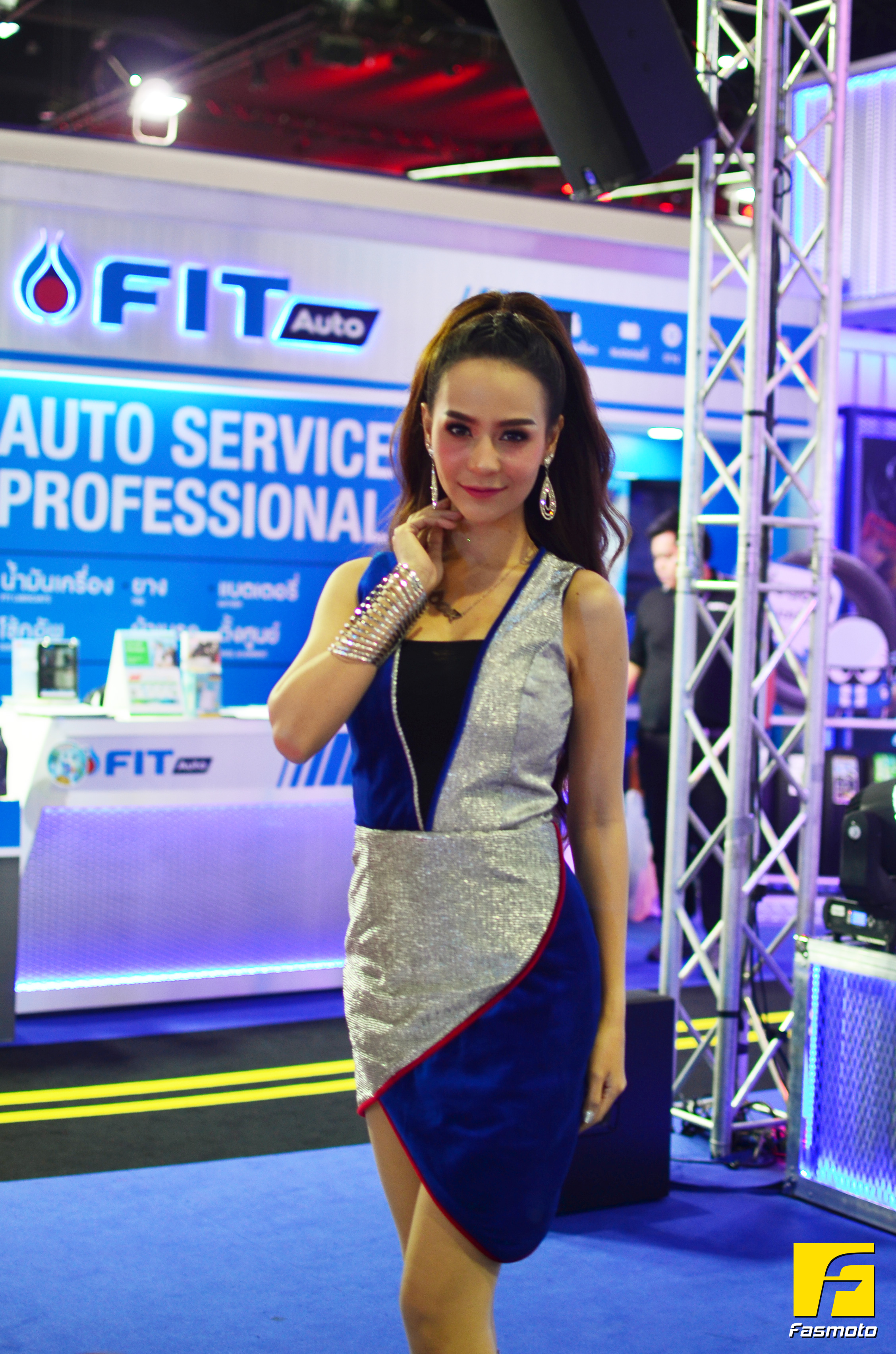 The Bangkok Motor Show 2019 - Show Girls - PTT