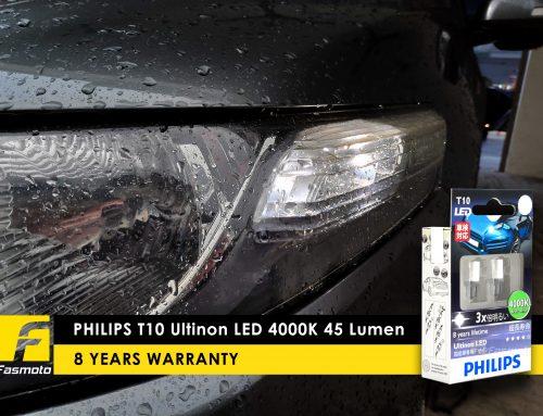 Philips T10s for Honda City