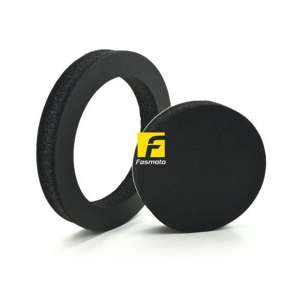 6.5 inch NBR Speaker Sound Proofing Foam Ring