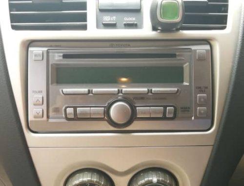 Toyota Vios NCP93 2007-2013 Dashboard Design