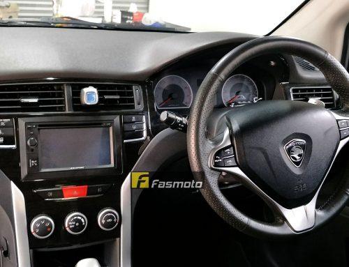 Proton Preve 2012 – Present Dashboard Design