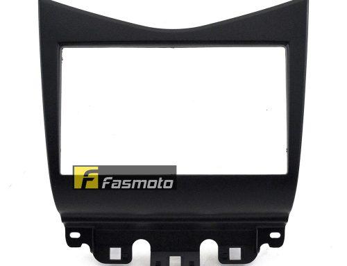 HONDA ACCORD '03-'07 (D) – BLACK – AL-HO 016 Car Stereo Installation Dash Kit