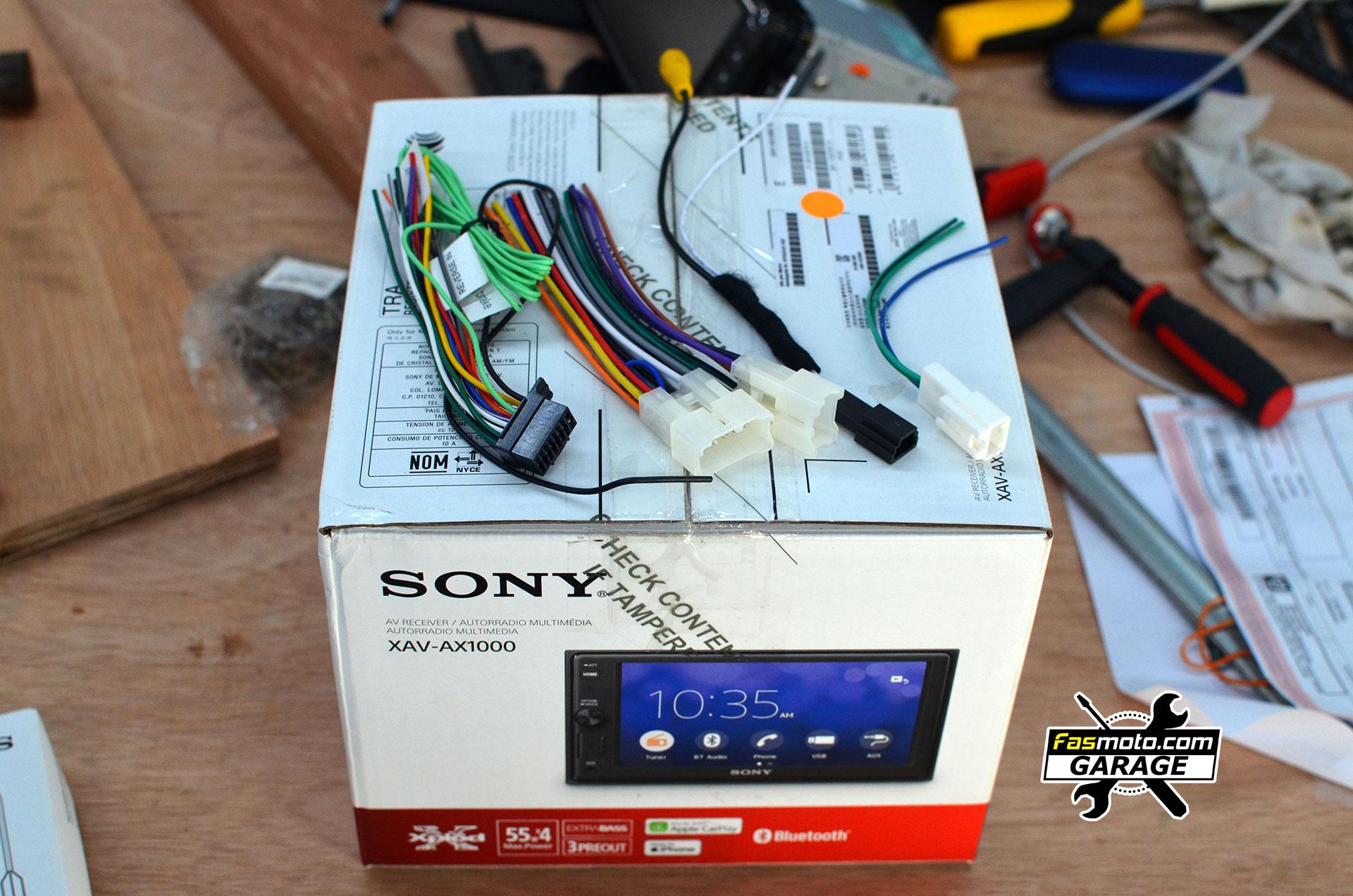 Perodua Myvi Av Gen 3 Sony Xav