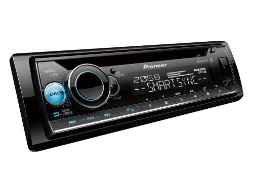 Pioneer DEH-S5250BT Single DIN Dual Bluetooth FLAC CD USB Shortwave Receiver