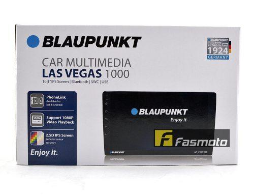 BLAUPUNKT LAS VEGAS 1000 10.1″ 2GB RAM + 32GB ROM Android OS Oreo Head Unit