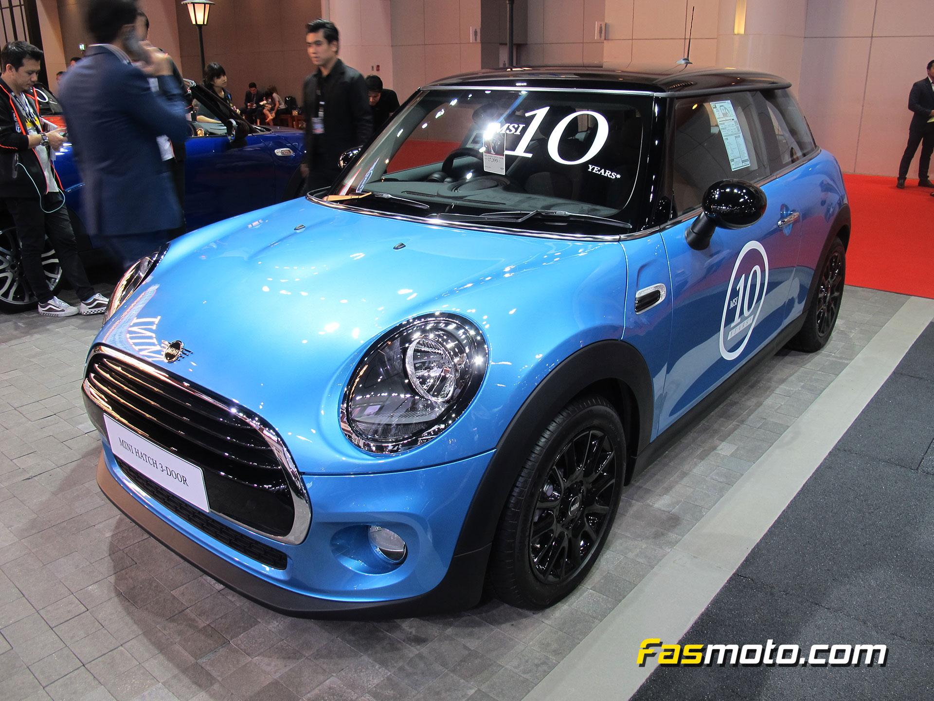Mini Hatch 3-Door