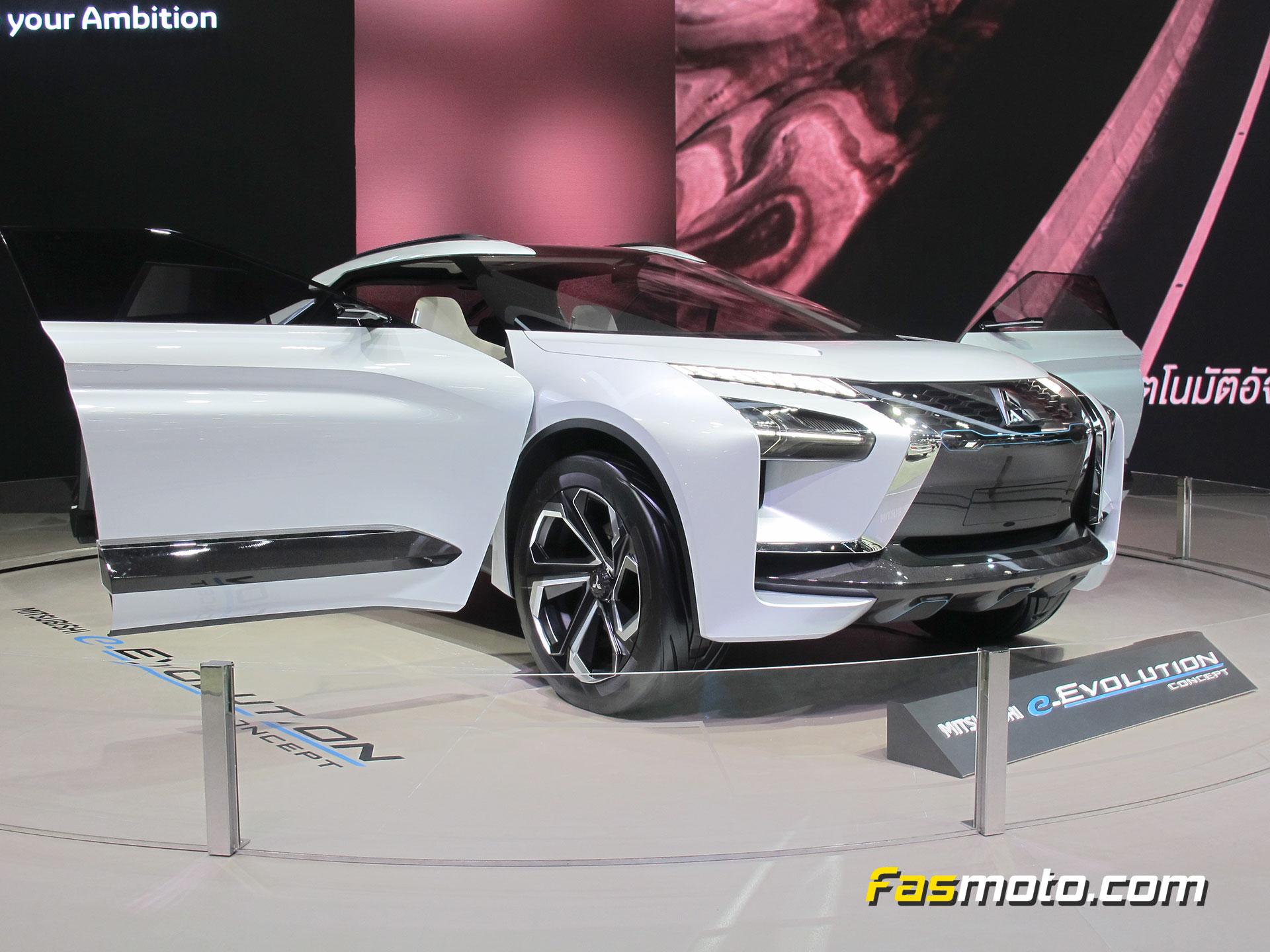 Mitsubishi Concept Car