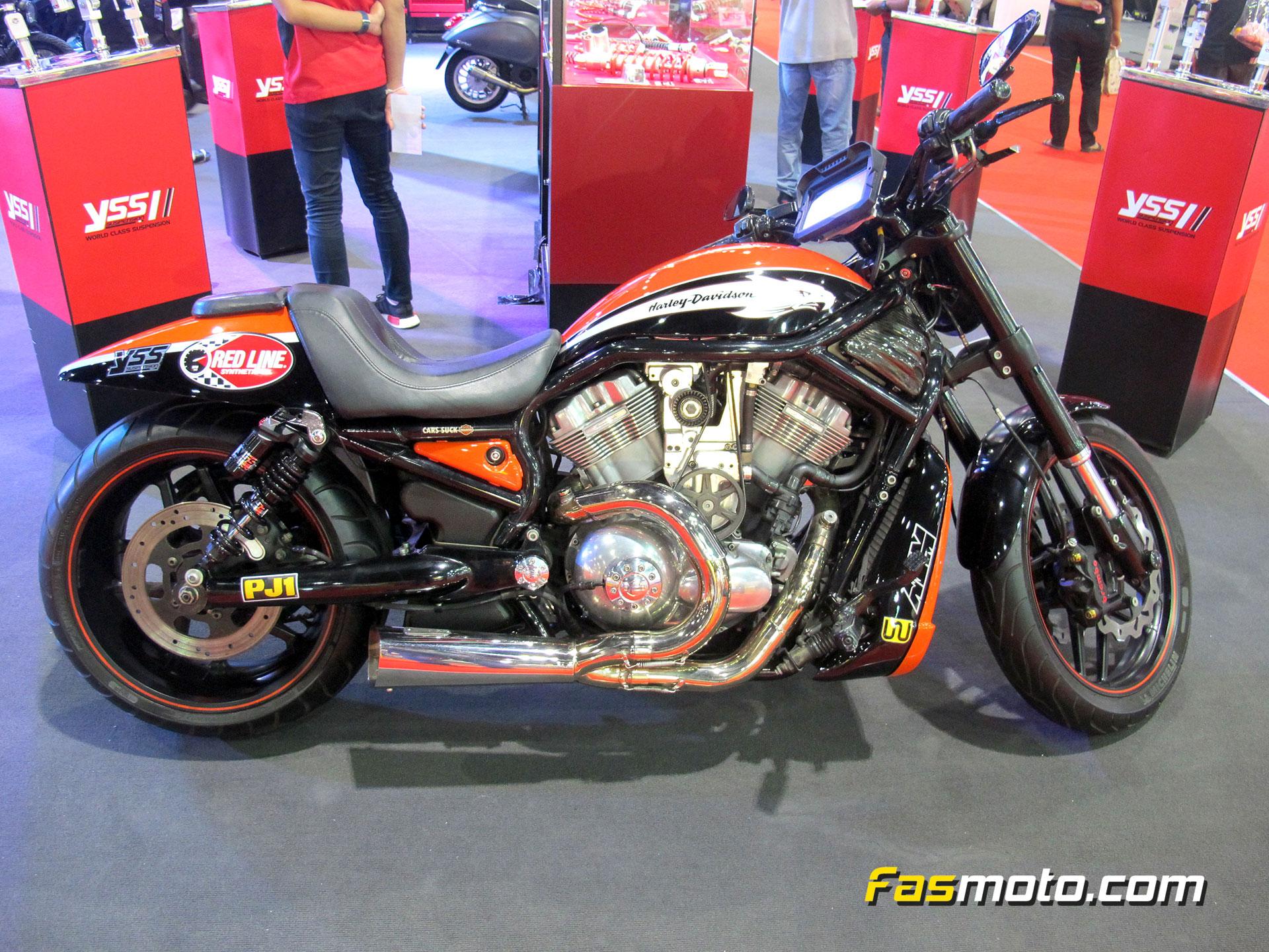 YSS Suspension Harley Davidson