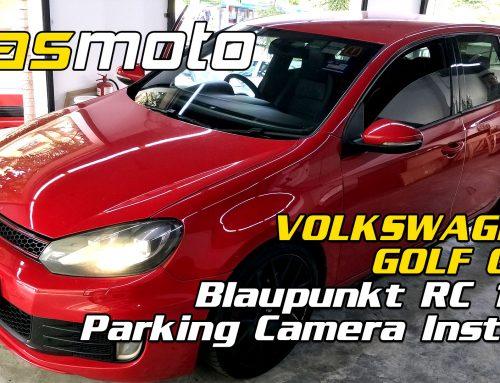Volkswagen Golf GTi Mk6 Blaupunkt RC 1.0 Reverse Camera